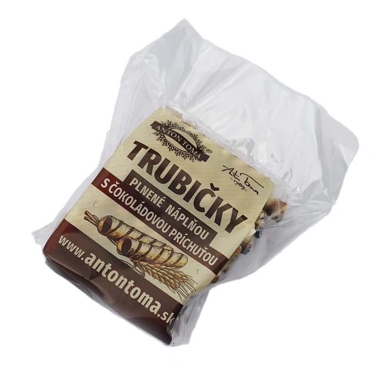 Čokoládové trubičky Anton Toma 250g