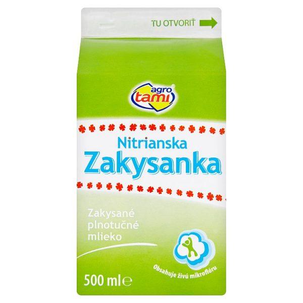 Nitrianska Zakysanka Agro Tami 500ml