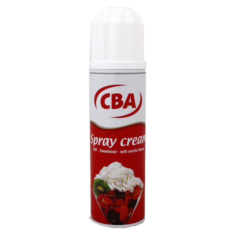 Prémium šľahačka v spreji CBA 250g