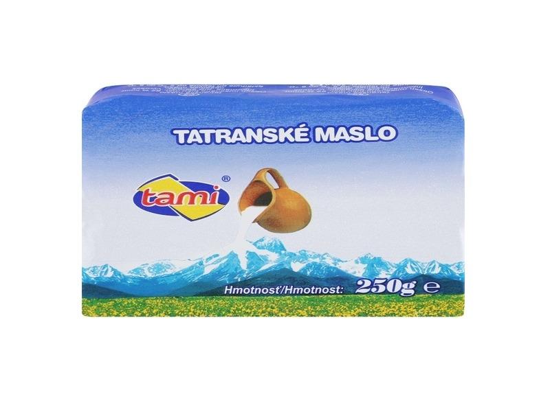 Tatranské maslo TAMI 250g