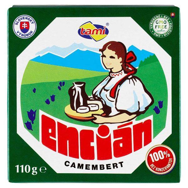 Encián Camembert Tami 110g