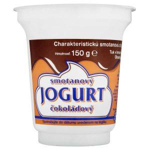 Jogurt smotanový čokoládový Agro Tami 150g