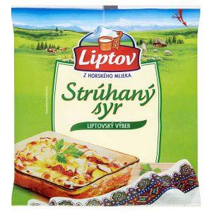 Strúhaný syr Liptov 120g