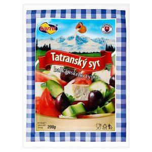 Tatranský syr balkánskeho typu Tami 200g