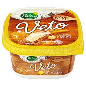 Veto s tradičným maslom Palma 450g