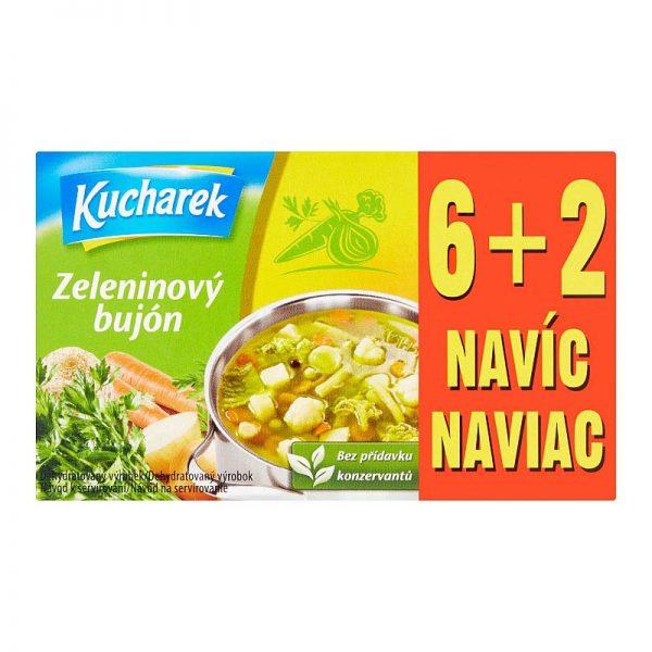 Zeleninový bujón Kucharek 8x10g