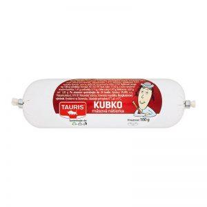 Kubko mäsová nátierka Tauris 100g