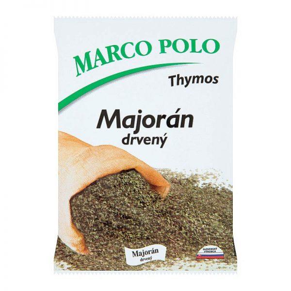 Majorán drvený Marco Polo 5g donáška Zlaté Moravce