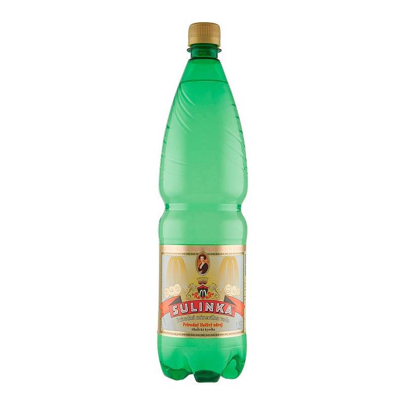 Sulinka prírodná minerálna voda 1,25l