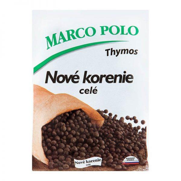 Nové korenie celé Marco Polo 20g donáška Zlaté Moravce