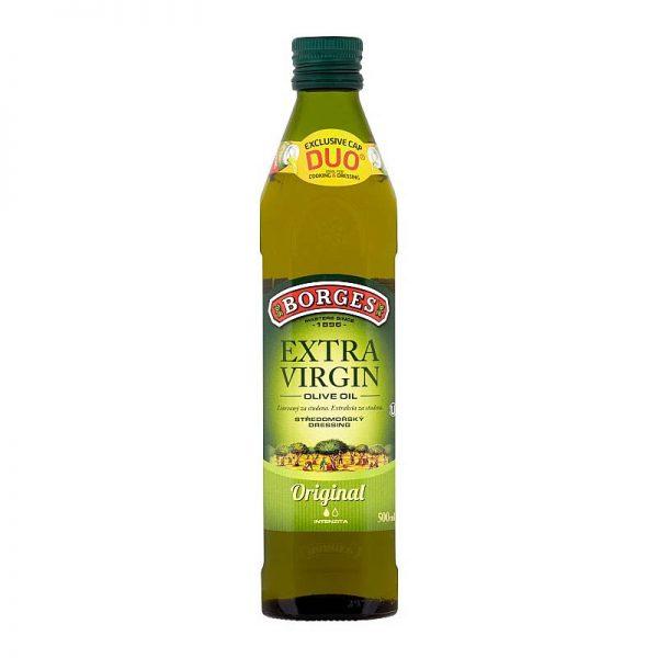 Olivový olej Extra panenský Borges 500ml donáška ZM