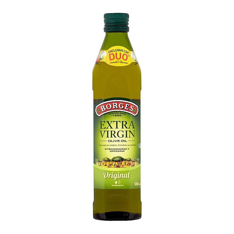 Olivový olej Extra panenský Borges 500ml