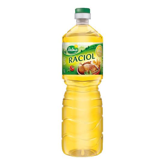 Olej Raciol repkový Palma 1l