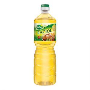 Olej Raciol repkový Palma 1l donáška Zlaté Moravce