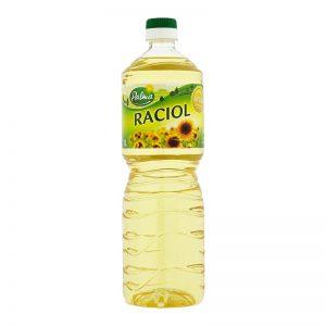 Olej Raciol slnečnicový Palma 1l donáška ZM
