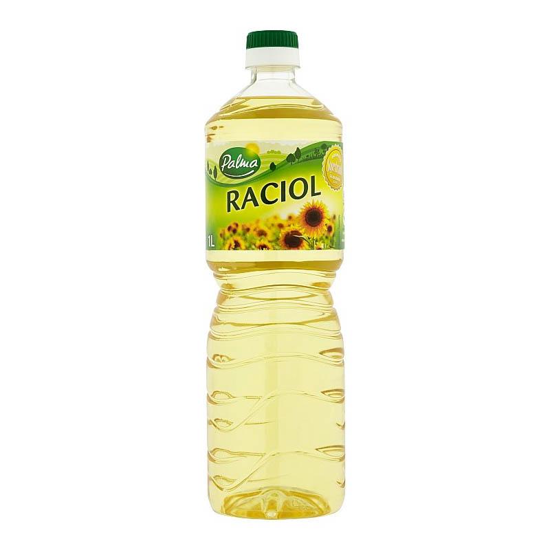 Olej Raciol slnečnicový Palma 1l