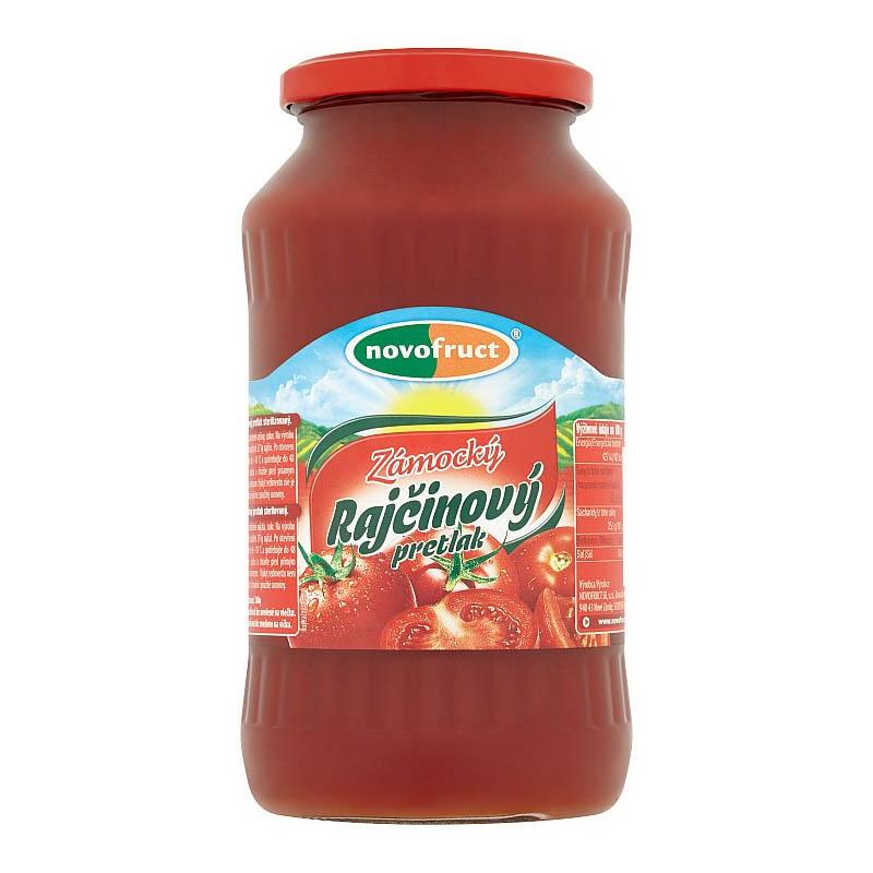 Pretlak rajčinový zámocký Novofruct 700g