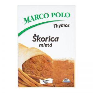Škorica mletá Marco Polo 20g