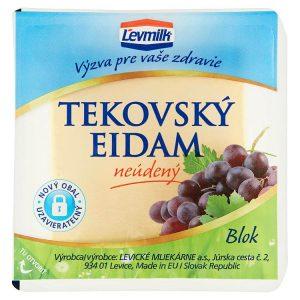 Tekovský eidam neúdený blok 200g