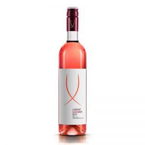 Cabernet Sauvignon ROSÉ víno s prívlastkom kabinetné donášková služba Zlaté Moravce