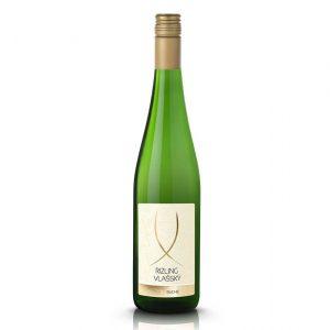 Rizling vlašský akostné víno donáška Zlaté Moravce