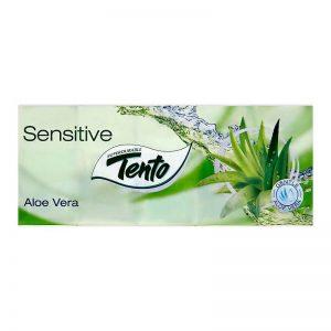 Hygienické vreckovky trojvrstvové Tento Soft Aloe Vera donášková služba Zlaté Moravce