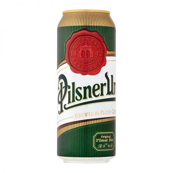 Pilsner Urquell svetlý ležiak 500ml donášková služba Zlaté Moravce