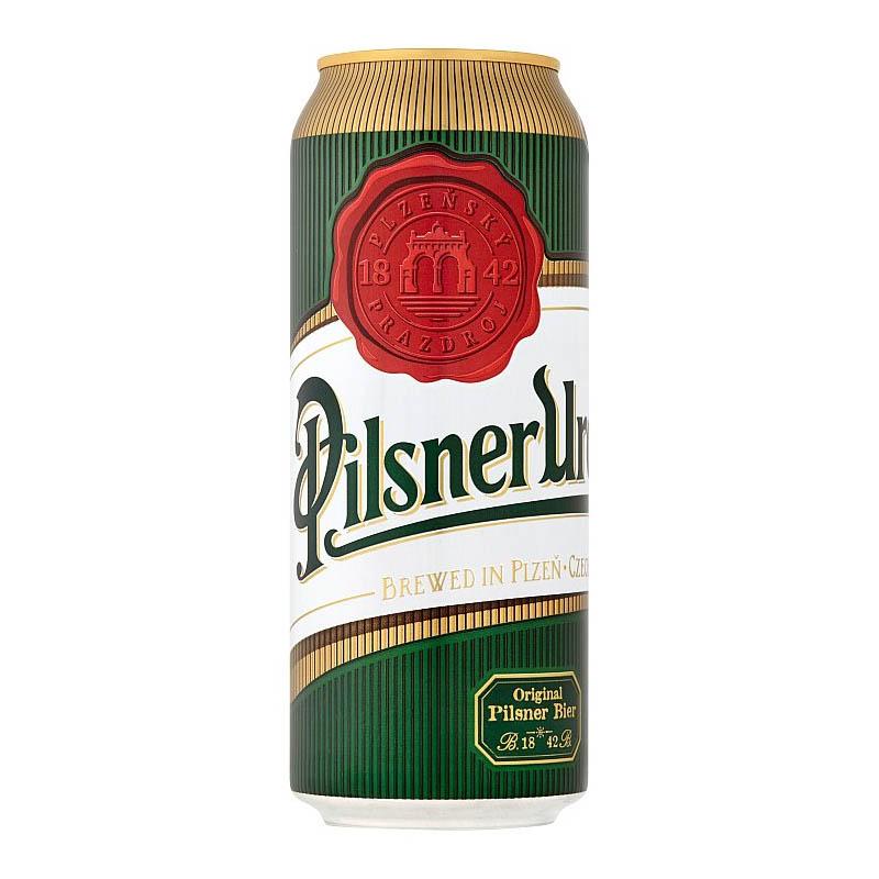 Pilsner Urquell svetlý ležiak 500ml